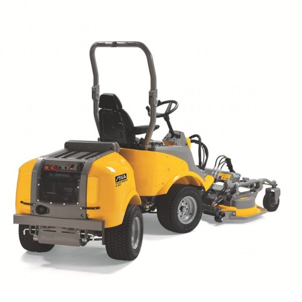 STIGA TITAN 540 D, višenamjenski zglobni traktor