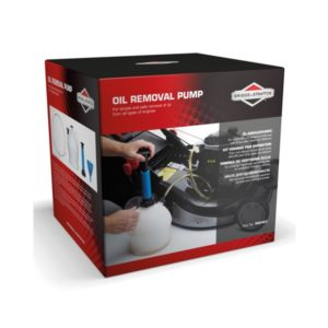 Set za izvlačenje ulja iz motora rotacionih kosilica – Briggs & Stratton